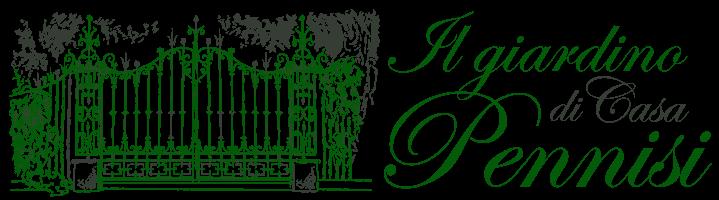 Il giardino di casa Pennisi